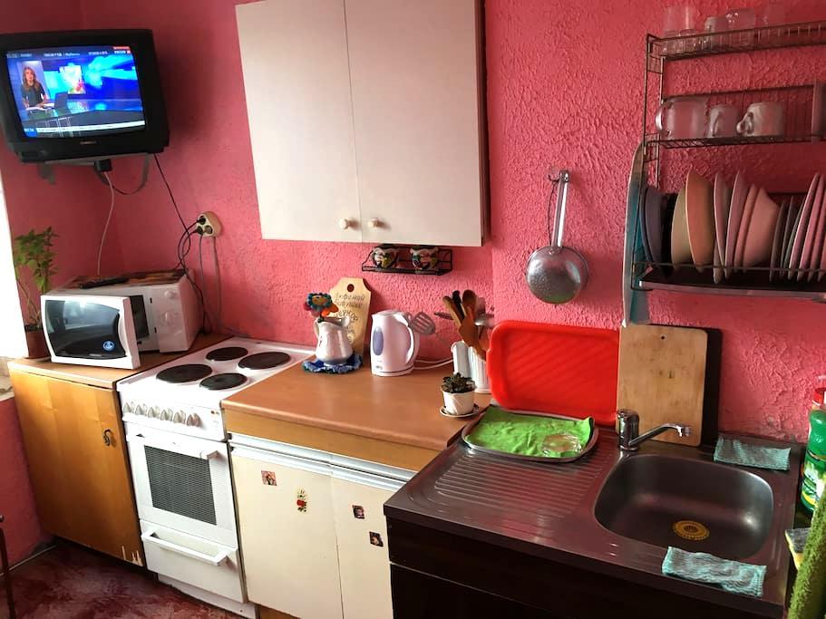 Тихая уютная квартира (Cozy apartment) - Murmansk - Byt