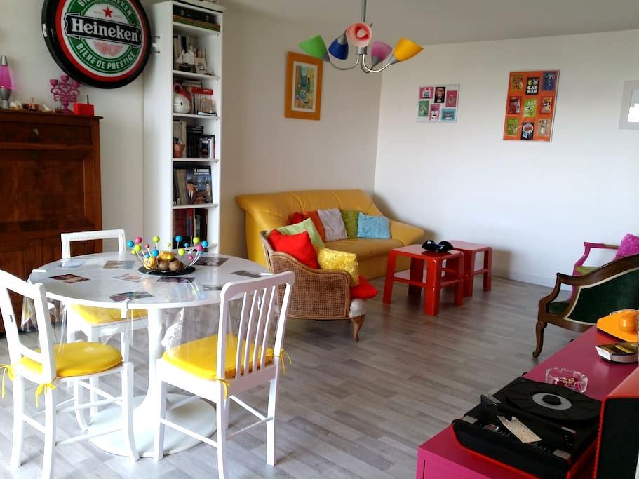 Bienvenue chez nous - La Rochelle - Appartement