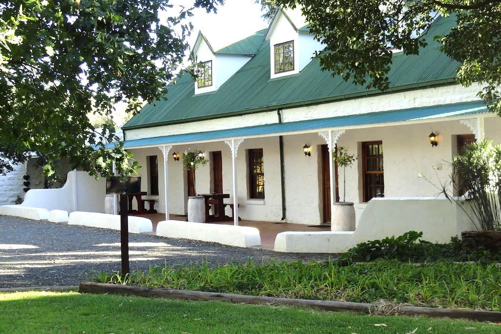 Toll Inn Guest Farm Stal 1 - Aliwal North - Bed & Breakfast