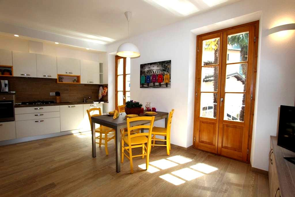 The four palms - Dongo - Appartement
