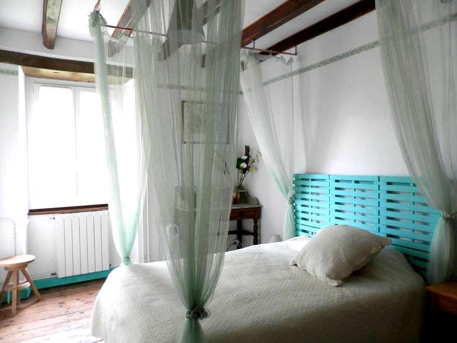 B&B dans grande maison à ANHAUX  - Anhaux - Rumah Tamu