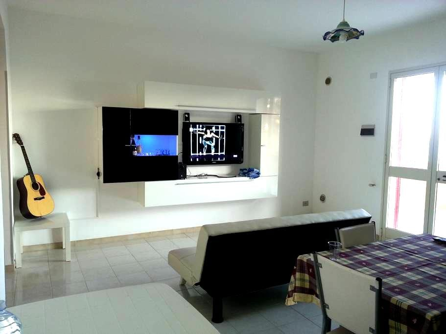 "Modern dwelling ""Isola Ferdinandea"" Sea and City. - Sciacca - Apartment"