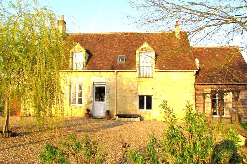 Farmhouse in Rural South-Normandy - Igé - House