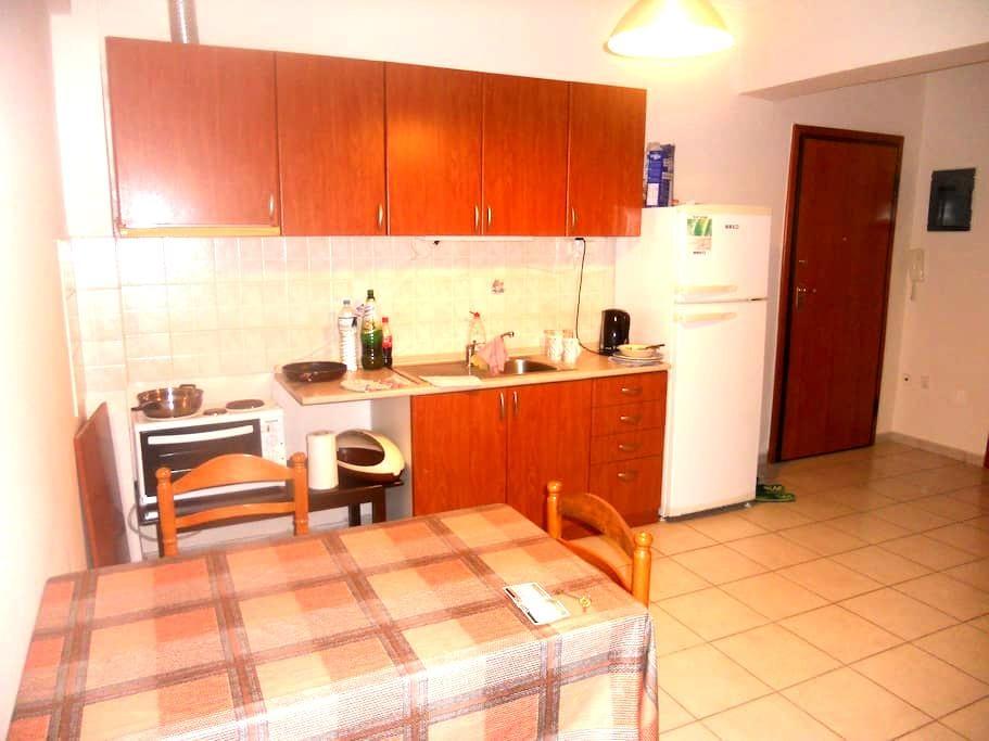 Apartment 1bdrm/1bthr 50sq.m. - Thessaloniki - Lejlighed