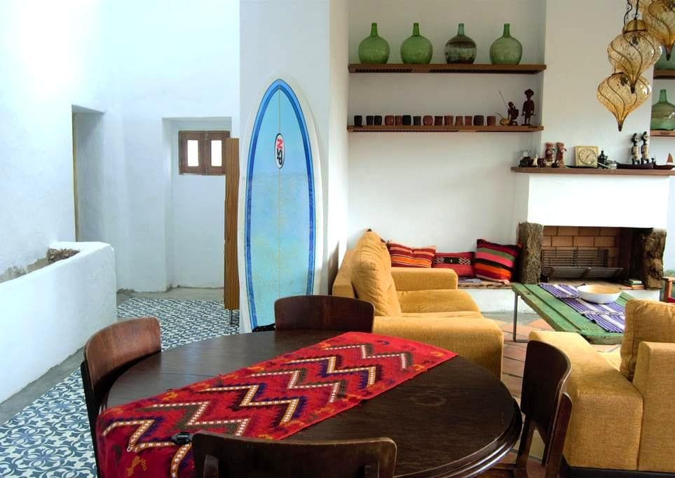 Riad Al Nassim..Room with double bed (Ensuite) - Ye - Haus