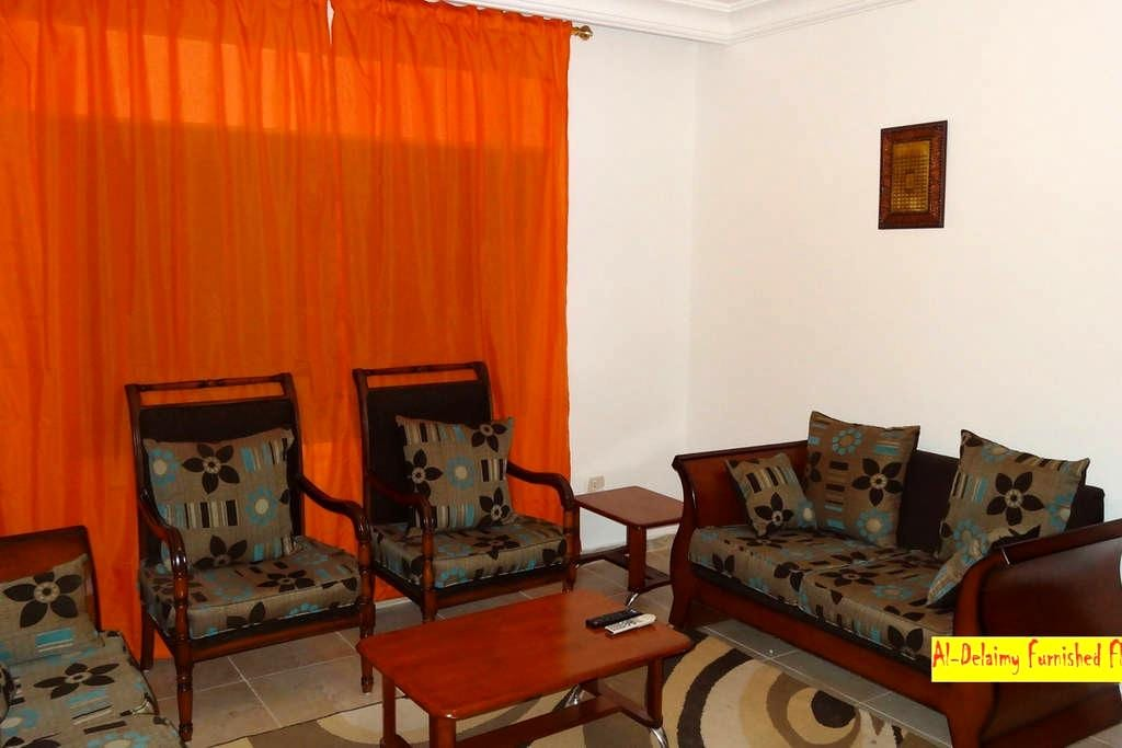 #1B Furnished flat for rent! - Amman  - อพาร์ทเมนท์