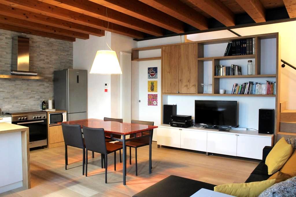 Casa di corte - fiera, centro, ospedale - Verona - Rumah