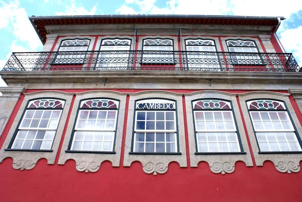 Quarto do Rio-Casa da Ponte(suite) - Chaves - Flat