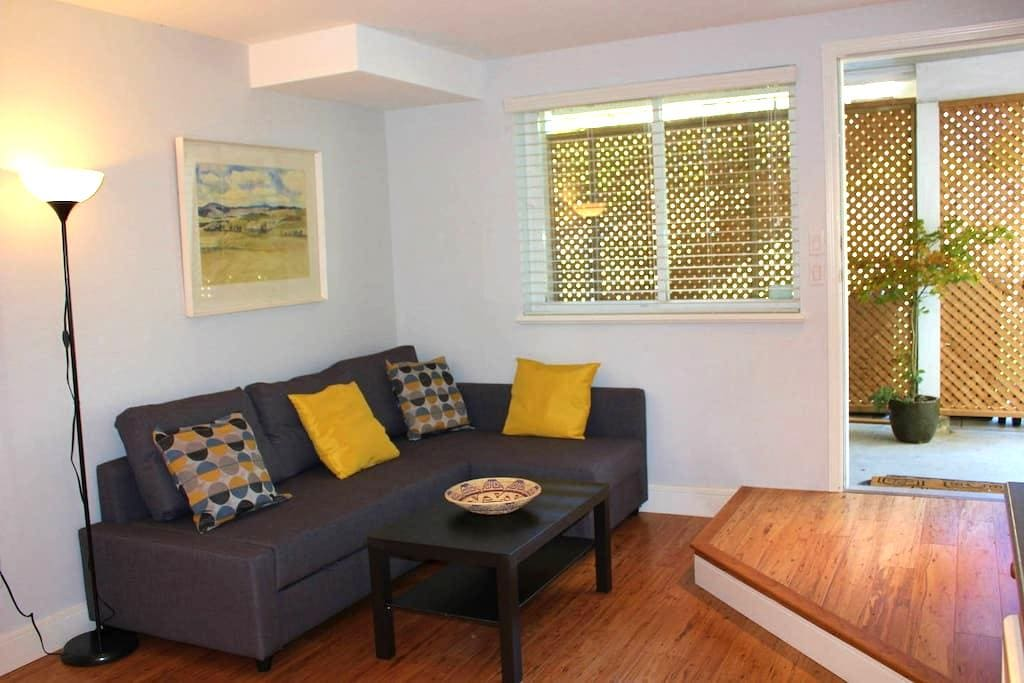 Royal City Hideaway - New Westminster - Appartement