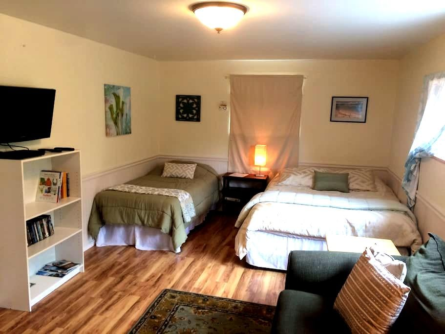 Comfortable East Side Private Room - Anchorage - House