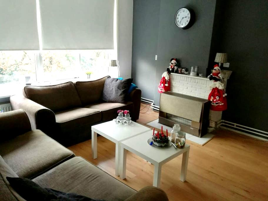 3rd floor apartment near woods - Soesterberg - Apartment