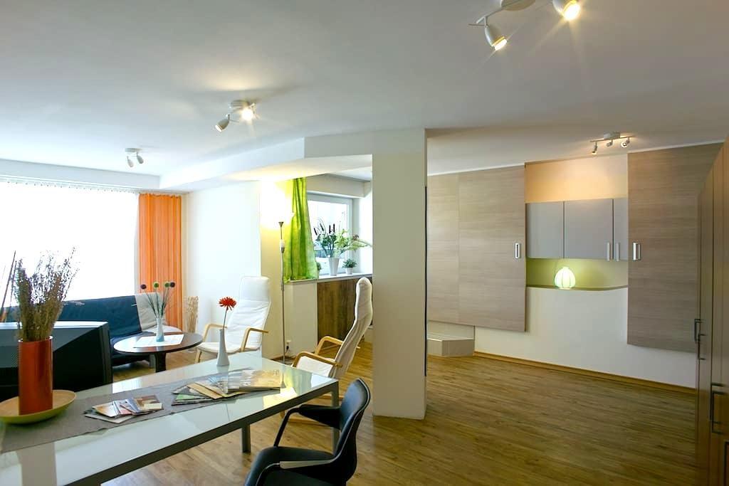 CITY-APARTMENT Nonsmoker WiFi - Dusseldorf - Apartment
