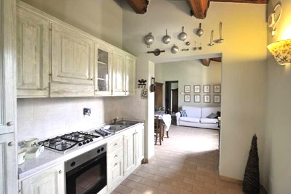 Olive Apartment, 7 km from Perugia - Perugia - Apartment