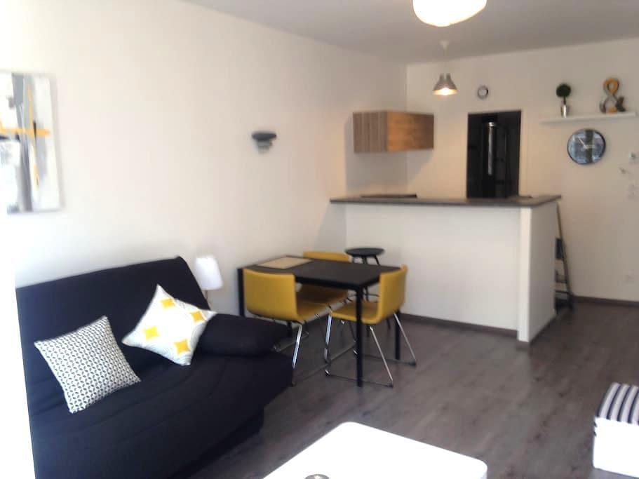 studio haute gamme dieppe - Dieppe - Appartement