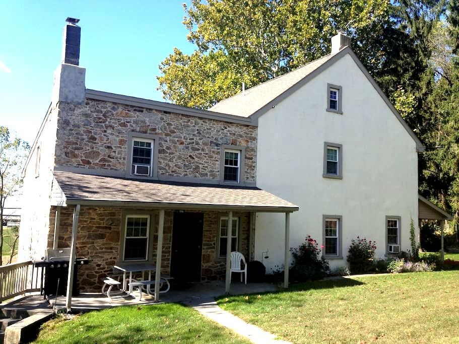 Historic Lancaster, PA Farmhouse - Narvon