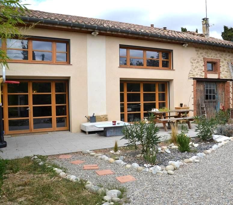la forge - Payra-sur-l'Hers - Huis