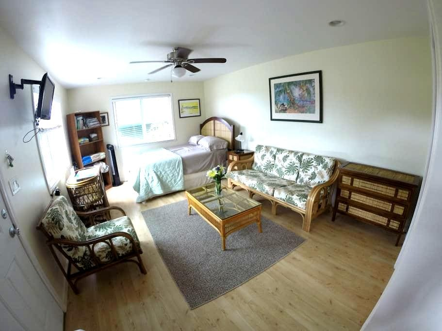 Great Studio in Haleiwa/North Shore - Haleiwa - Casa