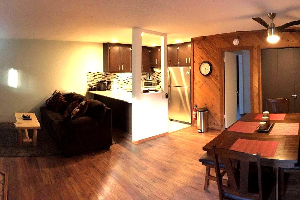 Sierra Manors 47 1Bed 1Bath WiFi - Mammoth Lakes - Kondominium