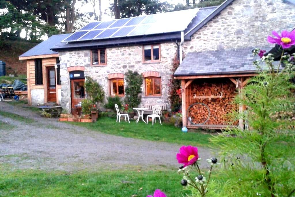 Kingsize with EnSuite Rural setting - Machynlleth