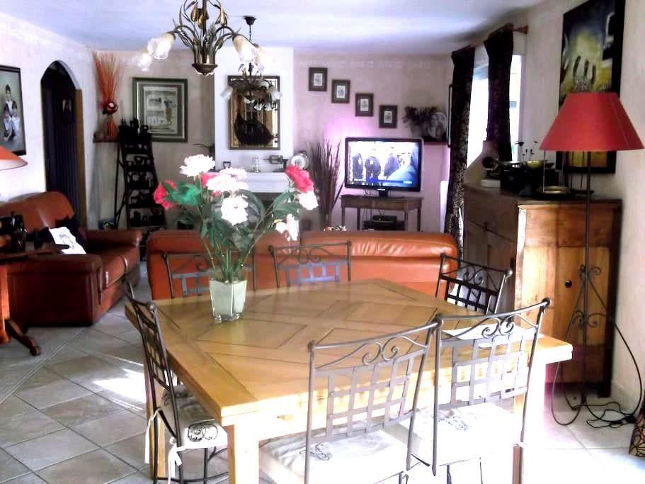 maison individuelle - Monts - Talo