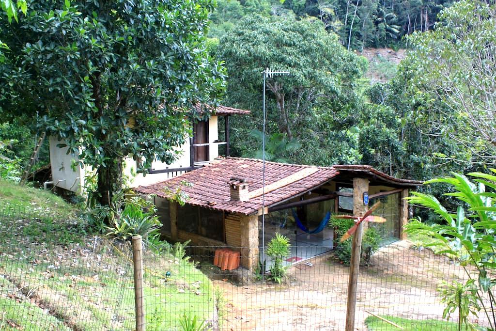 Casa em Paraty Mirim - Paraty Mirim