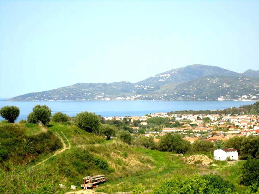 Villa-Cilento Ascea #NONSOLOESTATE - Marina di Ascea