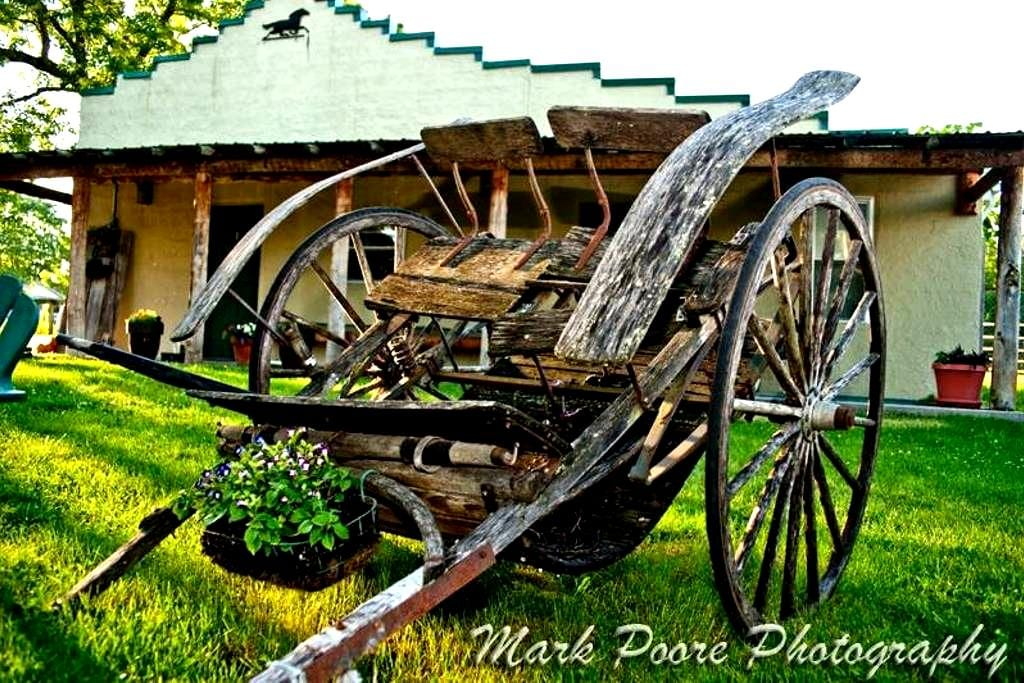 Alamo Lodge - Fayetteville - Maison