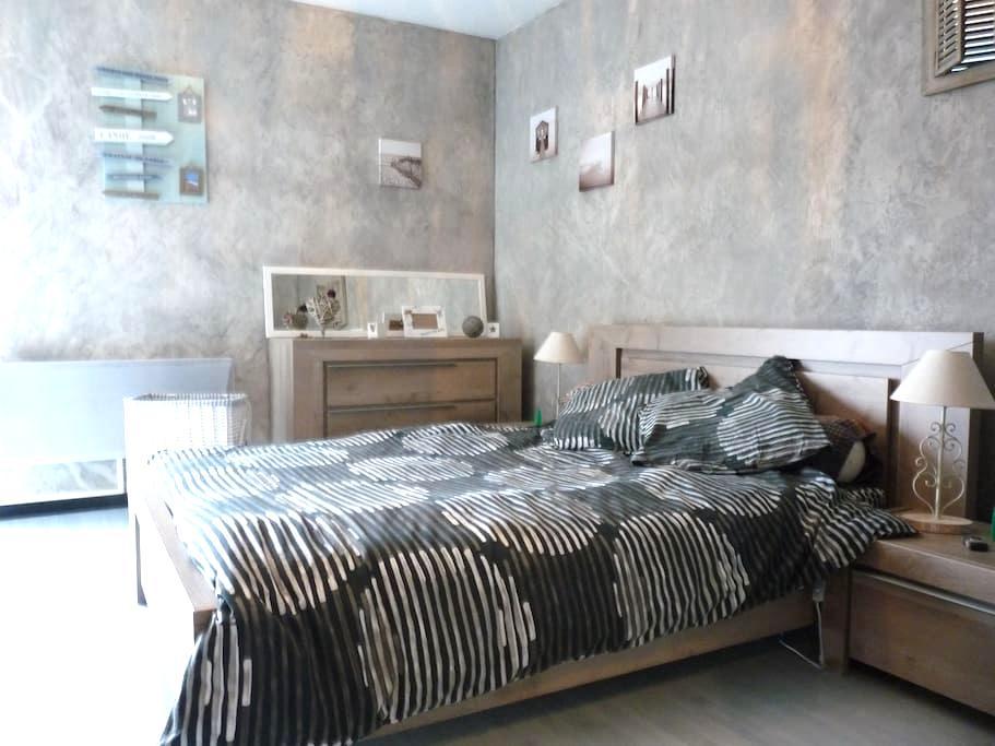 Jolie chambre proche centre ville - Albi - Apartamento