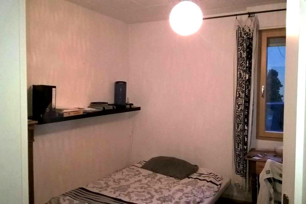Gemütliches kleines Zimmer mit guter Verbindung - Heidelberg - Casa