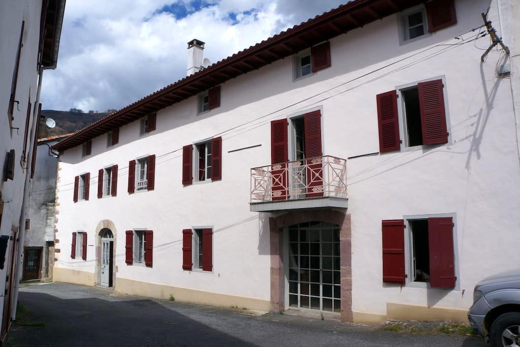 Maison dans Village Basque - Aldudes