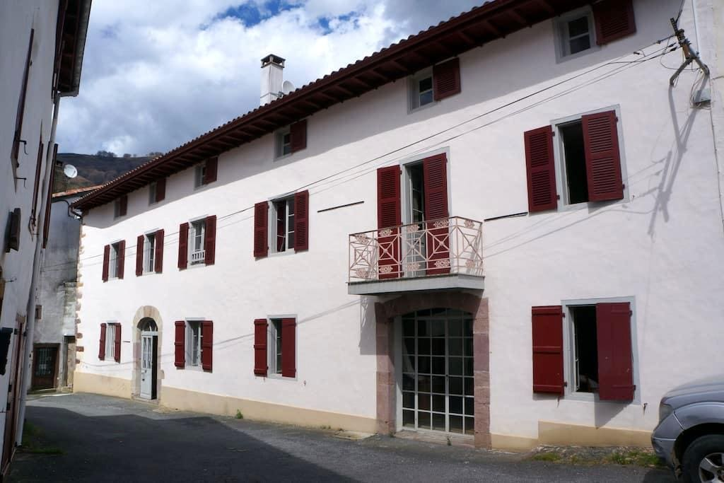 Maison dans Village Basque - Aldudes - Hus