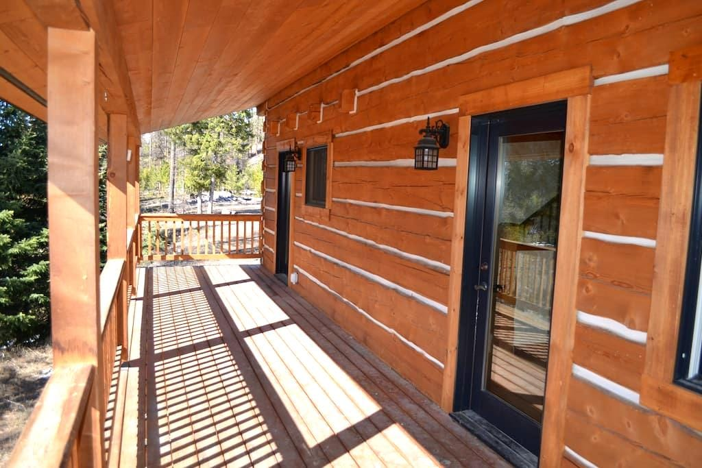 Riverview Cabin in the Swan Valley - Condon