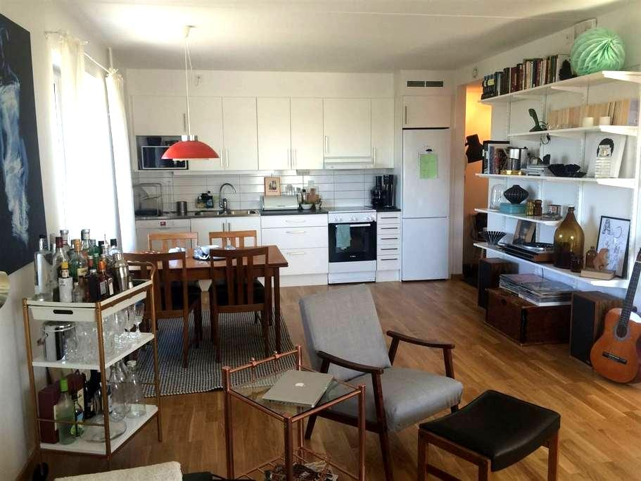 Amazing apartment in a hipp area - Göteborg - Wohnung