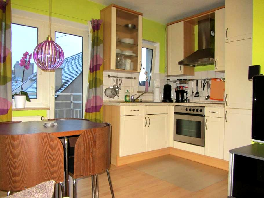 Comfy flat in the centre - Augsburg - Byt