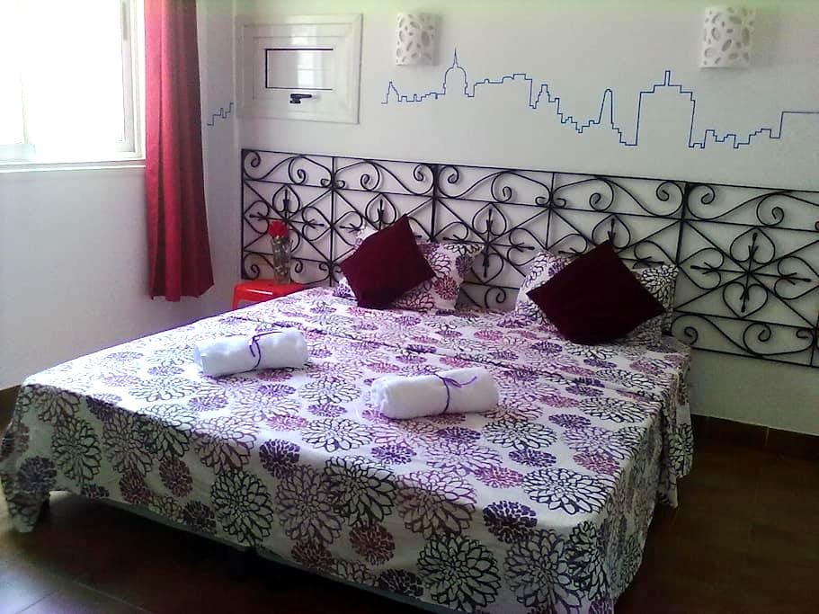 Skyline Studio-Apartment, comfy place at downtown - La Habana - Appartement