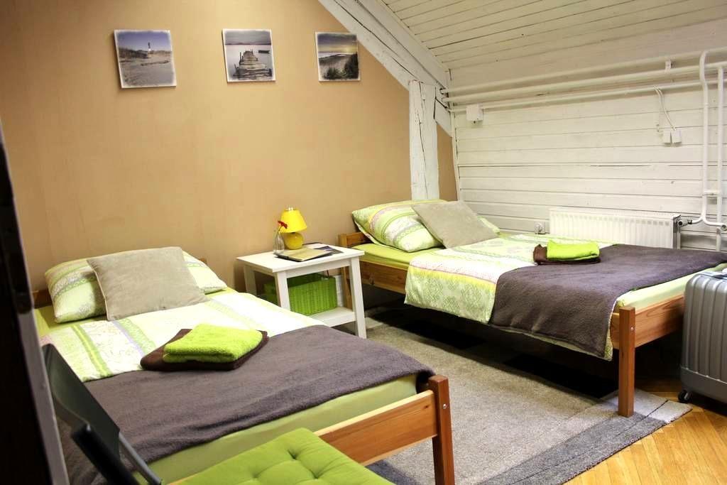VIKSI Nomad. Economy room / heart of the center - Liubliana - Bed & Breakfast