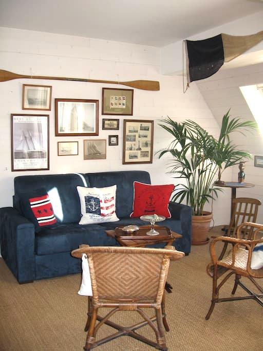 Appartement à Ste Marine , près de la plage - Pont-l'Abbé - Pis