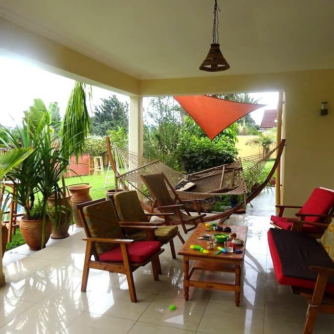 Kim'EASY bis - Kigali - บ้าน