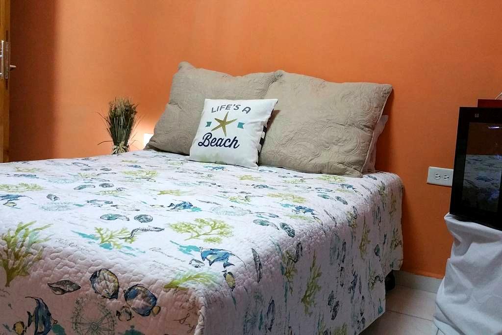 Private access1B/1B+chef&housekeeper@Casa Estrada - La Boca - Bed & Breakfast