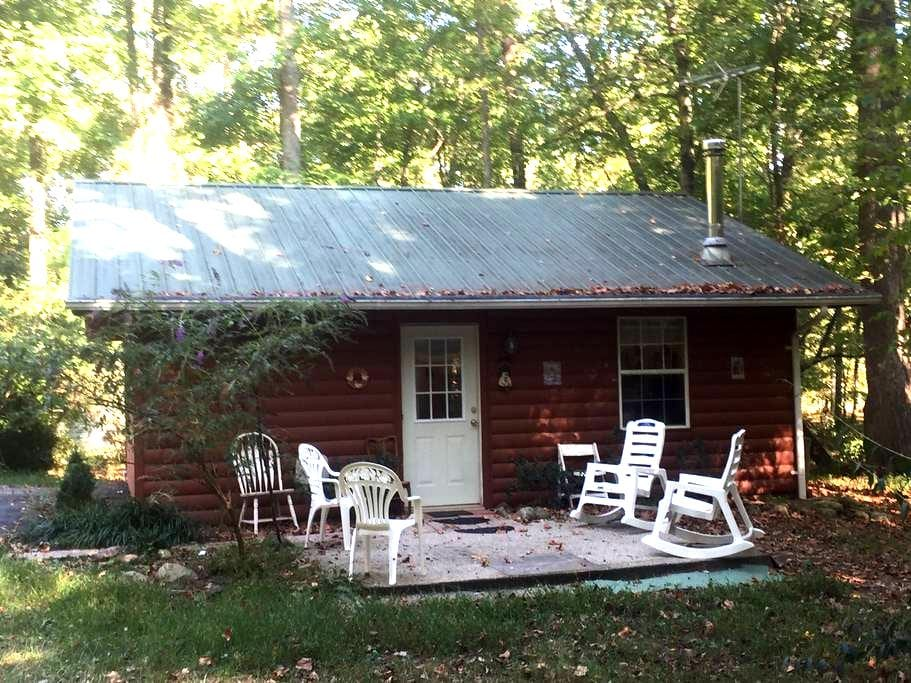 Cozy Cabin in Sautee - Sautee Nacoochee