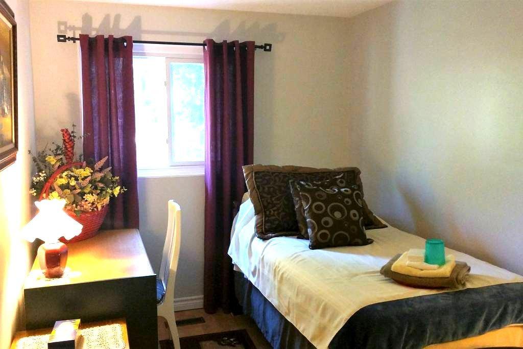 Mely's Peaceful Inn - Top B - Oshawa - Apartemen