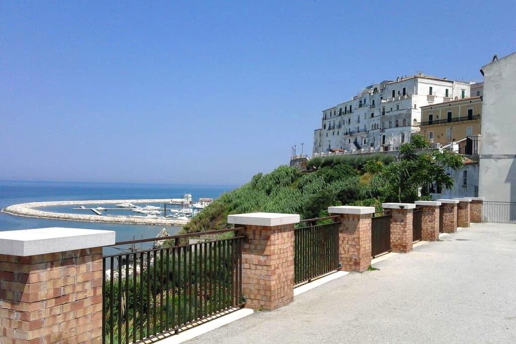 Appartamento in centro vista mare - Rodi - Apartament