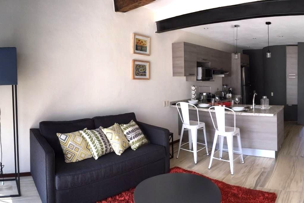 Moderno Loft Pedregal de Marfil II, en Guanajuato - Marfil - Appartement en résidence