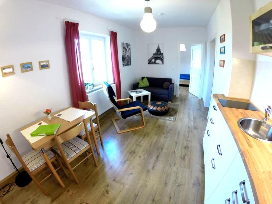 Lovely Appartement with city view - Dresden - Lägenhet