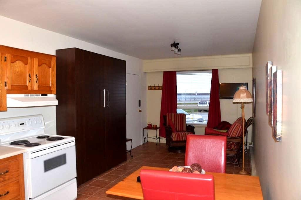 Chez Nathalie - Rimouski - 公寓