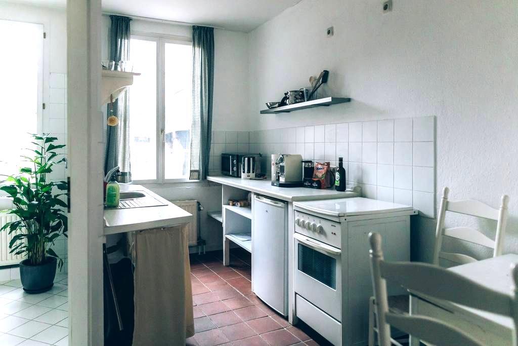 Gemütlich Wohnen im Herzen Lüneburgs - Люнебург - Квартира
