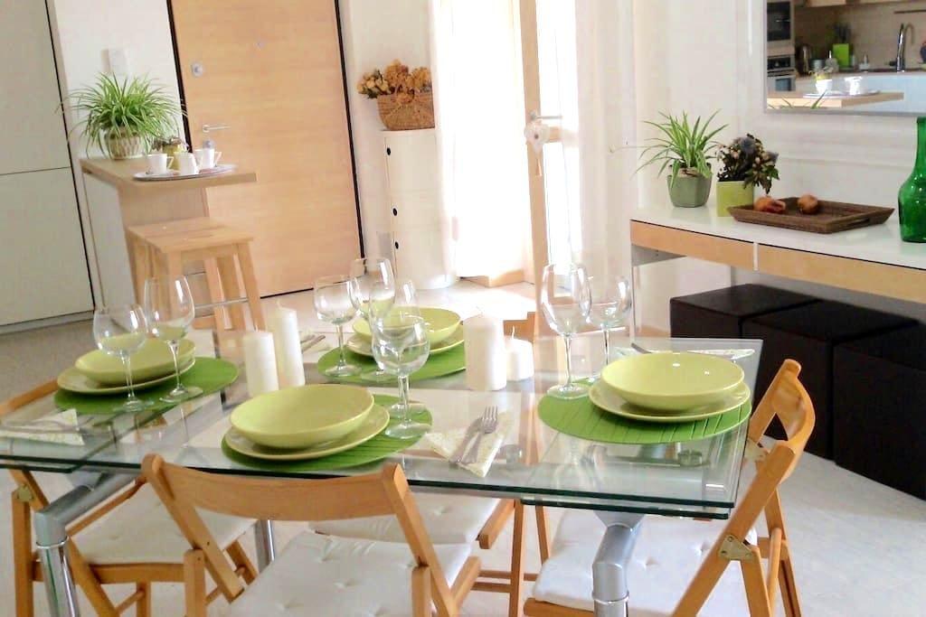 Appartamento Sguardo sul Castello - Valeggio Sul Mincio - Flat