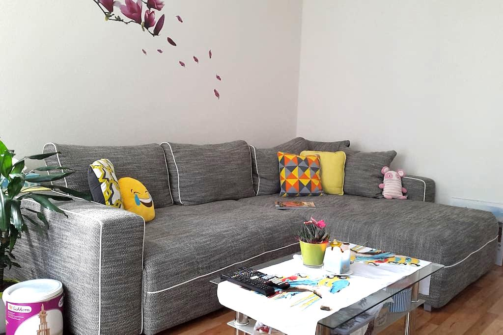 Charming apartment, 10min from city center - Zürich - Apartemen