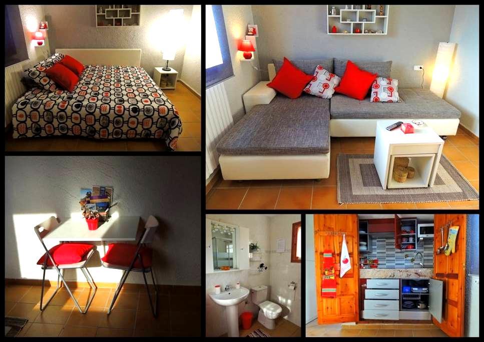 ROOM+KITCHEN'S CORNER 2 PERSON+KID - Calonge - Huis
