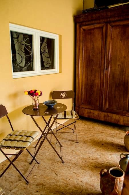 Chambre agréable face au Mt Pilat - Ville-sous-Anjou - Rumah